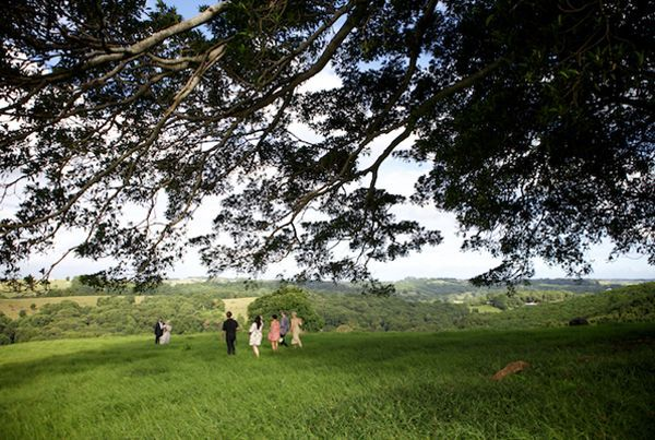 Australia Countryside Wedding Ideas
