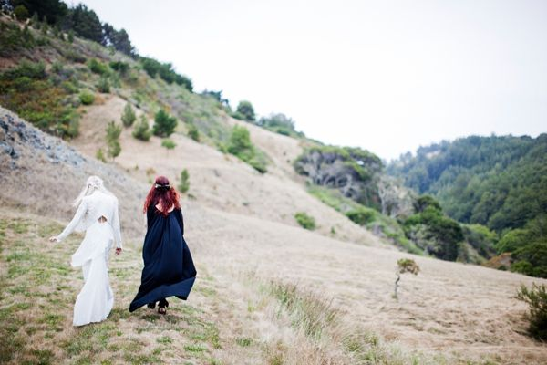Big Sur Outdoor Wedding