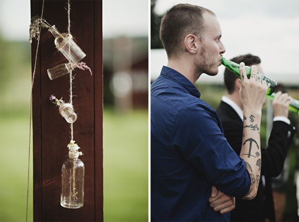 Bottle Garland