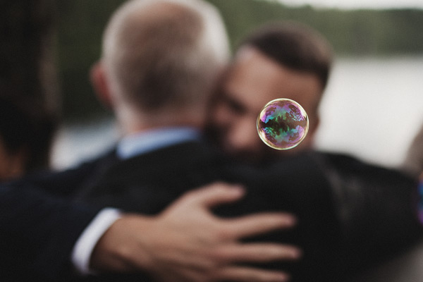 Bubble Wedding Ideas