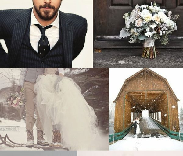 Elegant Winter Wedding Ideas