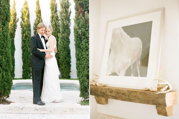 Elegant Seaside Wedding
