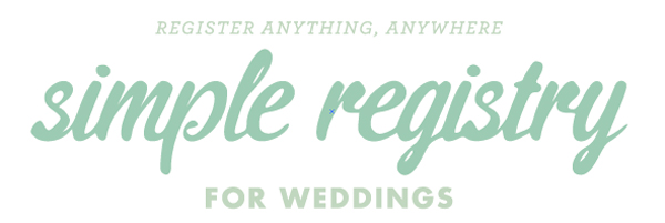 Simple Wedding Registry2