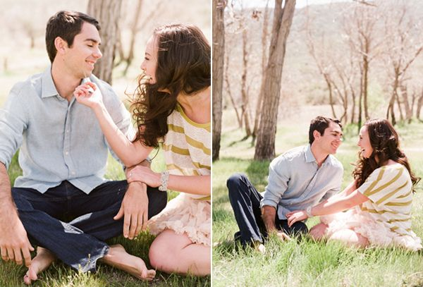 A Magical Engagement by Beaux Arts Photographie