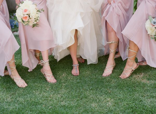 Bridesmaid Sandals