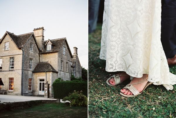 Relaxed Wiltshire Countryside Wedding