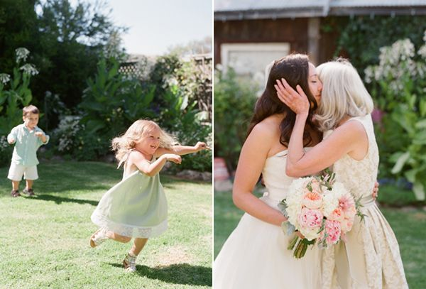 Green Flower Girl Dresses