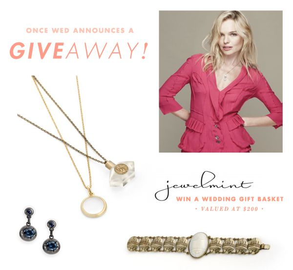 Jewel Mint Giveaway