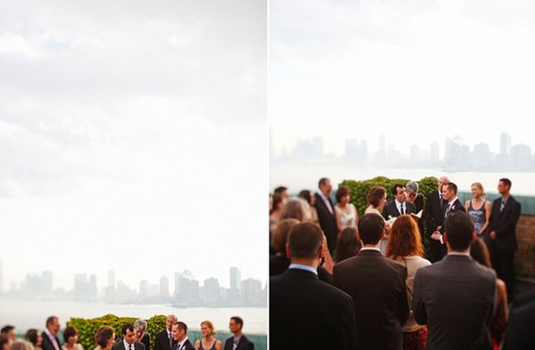 Manhatten Rooftop Wedding Ideas
