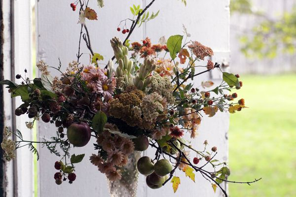 Fall wedding flowers by saipua once wed