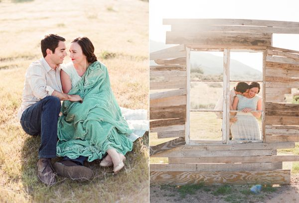 Unique Engagement Shoot Ideas Once Wed