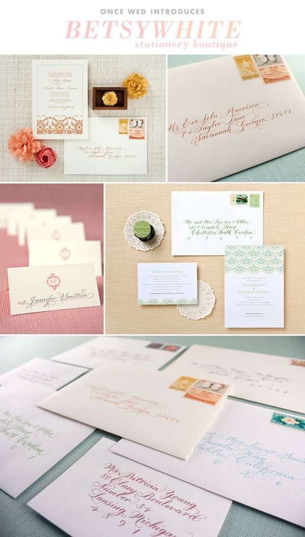 Betsywhite Stationery