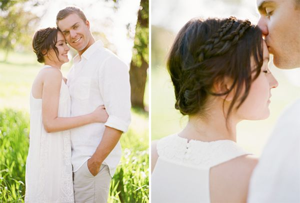 Braid Wedding Hair Ideas