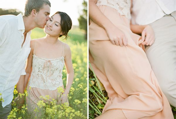 Field Engagement Shoot Ideas