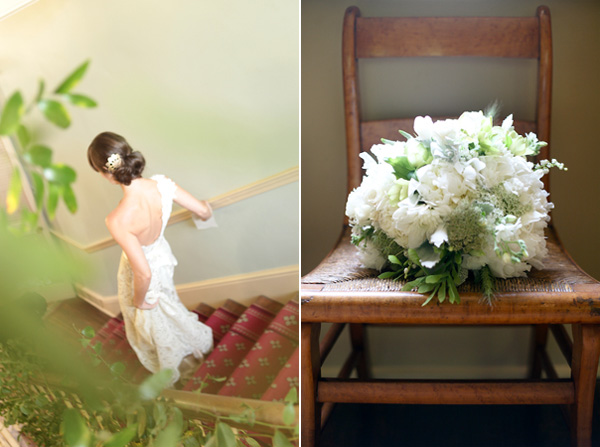 Simple and sweet athens ga wedding once wed for Wedding dresses in athens ga