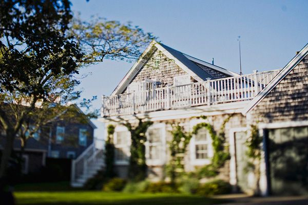 Nantucket Seaside Wedding Venue