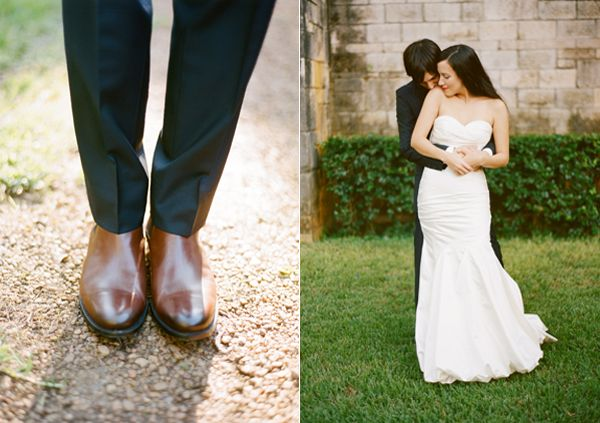 Timeless Spanish Monastery Wedding