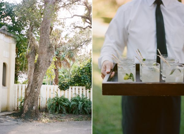 Unique Wedding Drink Ideas
