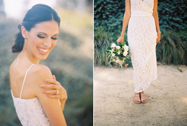 Rustic Chic California Wedding