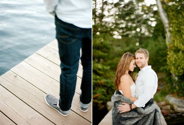 Lake Engagement Ideas