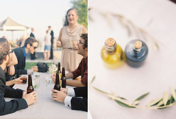 Olive Oil Wedding Ideas