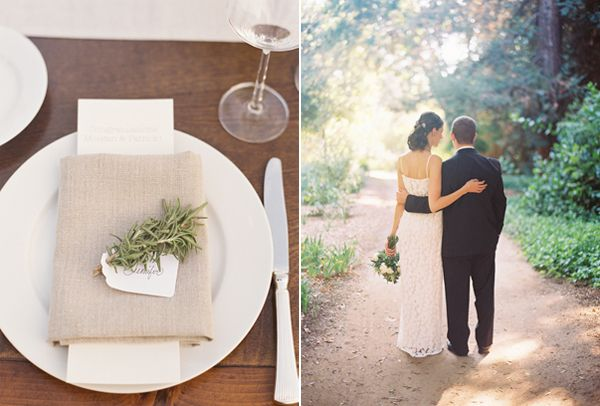 Rosemary Wedding Ideas