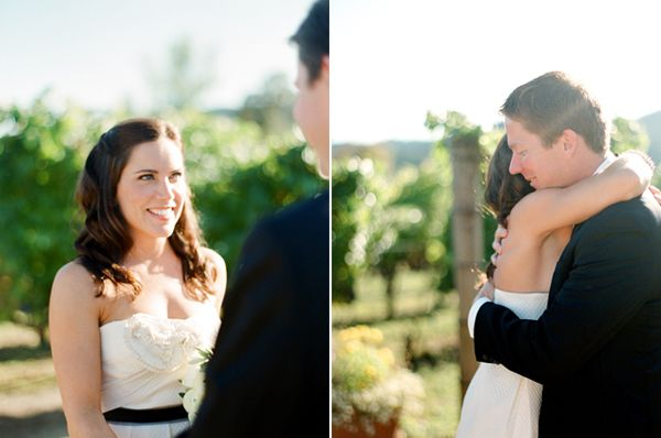 Clalifornia Vineyard Elopement