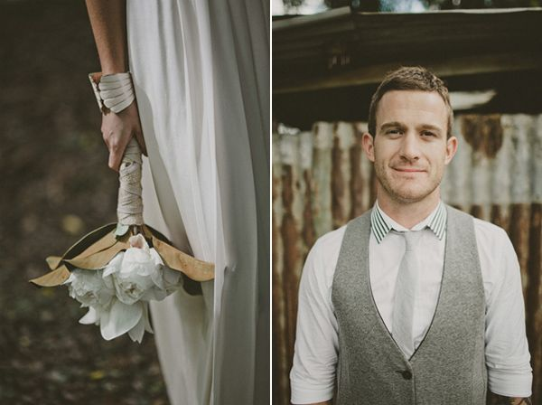Gray Wedding Suit Ideas