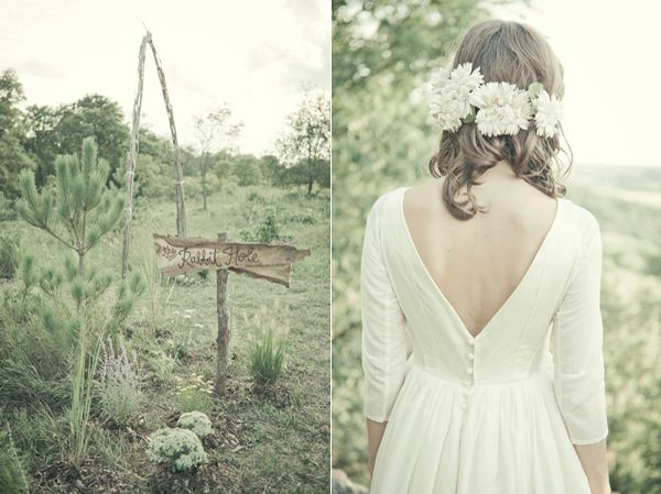 A DIY Countryside Wedding Celebration