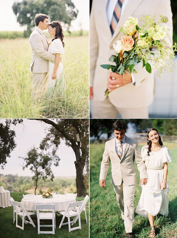 Charming California Wedding