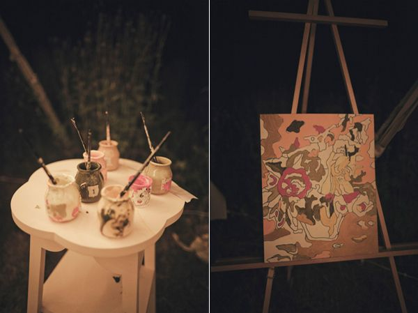 Paint By Numbers Wedding