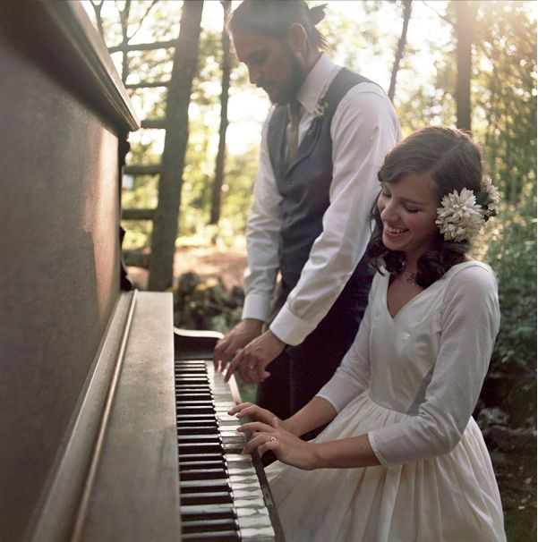 Wedding Piano Ideas