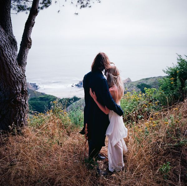 Fairytale Big Sur Wedding