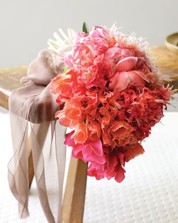 Colorful Wedding Bouquet Ideas