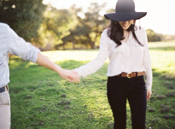Country Engagement Session Ideas Once Wed