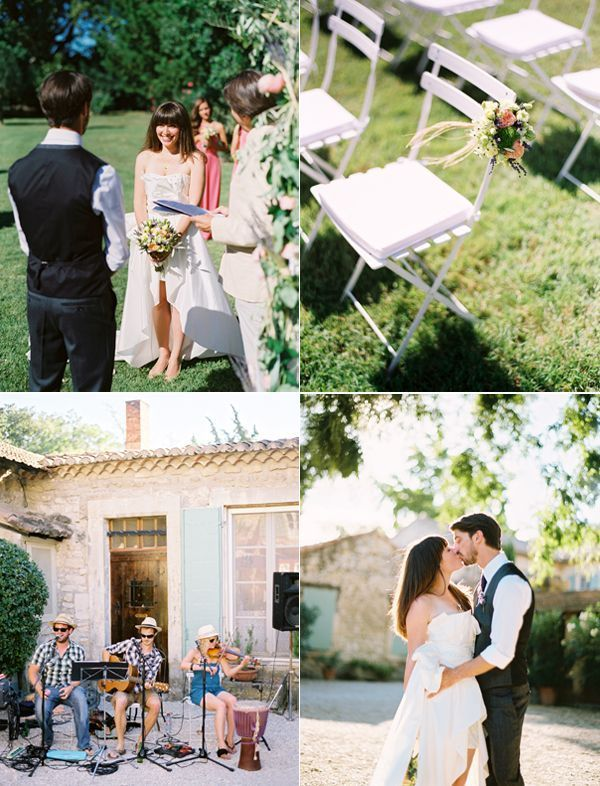 Diy French Wedding Ceremony Ideas