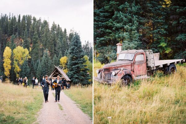 Dunton Hot Springs Wedding Ideas