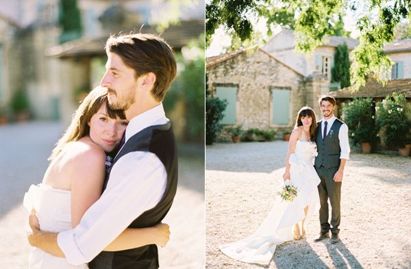 Elegant French Countryside Wedding