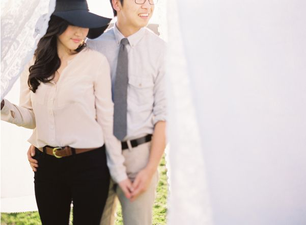 Los Angeles Engagement Session Ideas