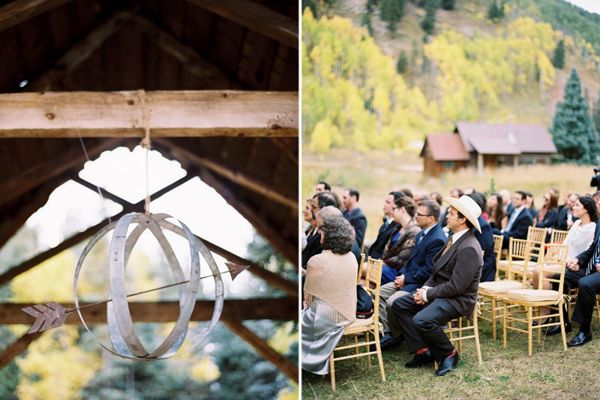 dunton hot springs wedding once wed