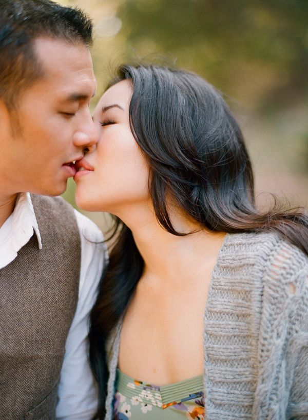 Simple Engagement Session Ideas
