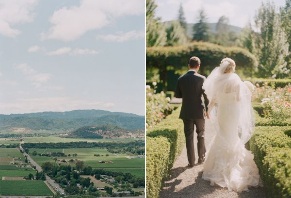 Unique Napa Valley Weddings