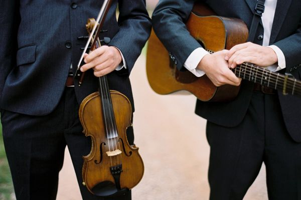 Violin Wedding Ideas