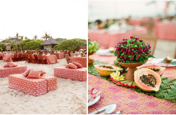 Ornate Bali Wedding