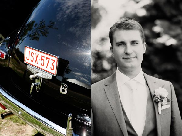 black-vintage-car-groom