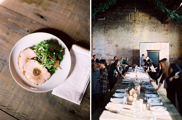 Brooklyn Warehouse Wedding Venue