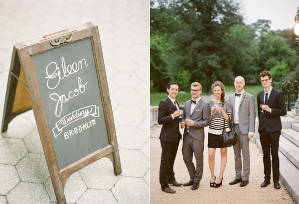 chalkboard-wedding-sign-chic-guests