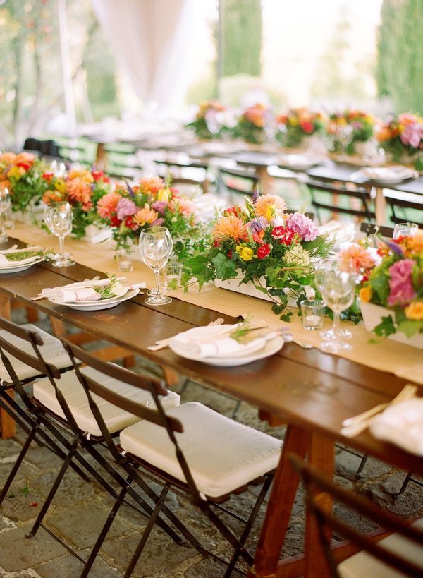 colorful-floral-centerpieces