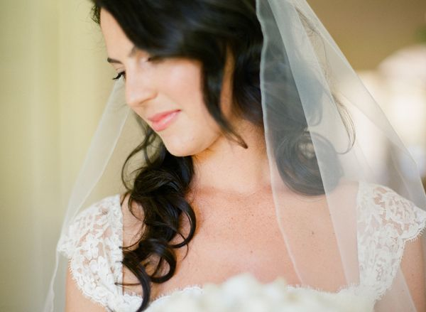 Delicate Wedding Veil Ideas