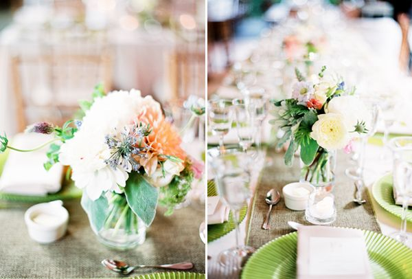 Natural Manhattan Wedding